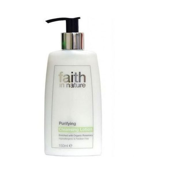 Faith In Nature Purifying Cleansing Lotion 150ml