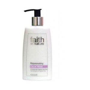 Faith In Nature Rejuvenating Facial Wash 150ml