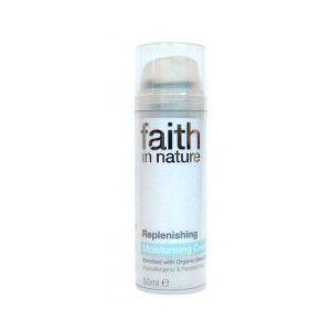 Faith In Nature Replenishing Moisturising Cream 50ml