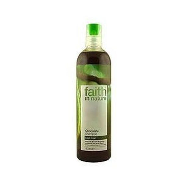 Faith In Nature Chocolate Shampoo 400ml