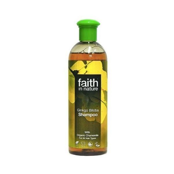 Faith In Nature Ginko Biloba Shampoo 400ml