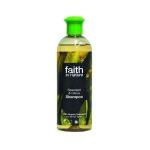 Faith In Nature Seaweed Shampoo 400ml