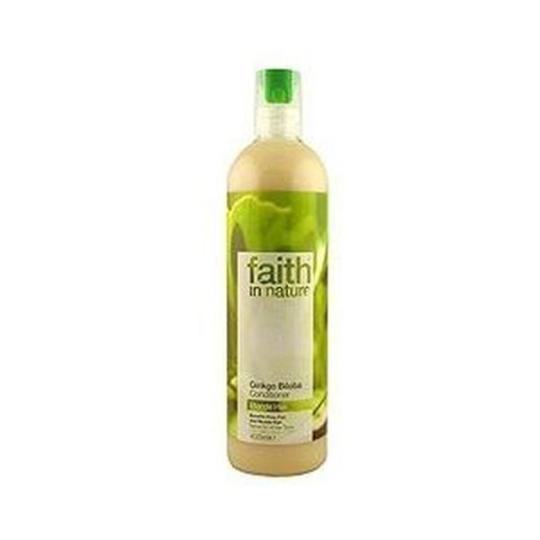 Faith In Nature Ginko Biloba Conditioner 400ml