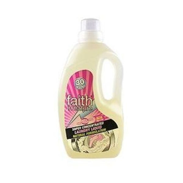 Faith In Nature Superconcentrated  Laundry Liquid 1L