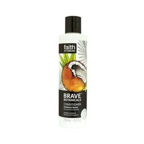 Faith In Nature Moisture Boost Conditioner Coconut & Frangipani 250ml