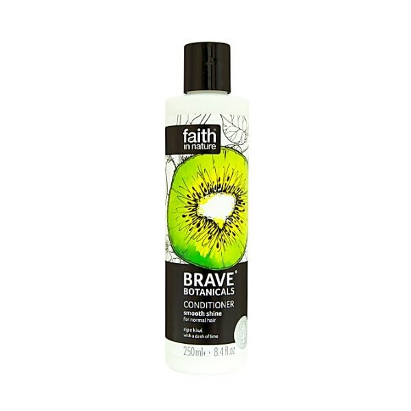 Faith In Nature Smooth And Shine Conditioner Kiwi And Lime 250ml