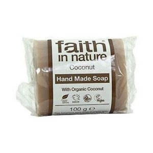 Faith In Nature Coconut Soap (Wrapped) 100g