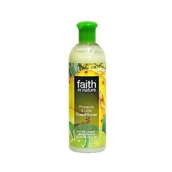 Faith In Nature Pineapple & Lime Conditioner 400ml