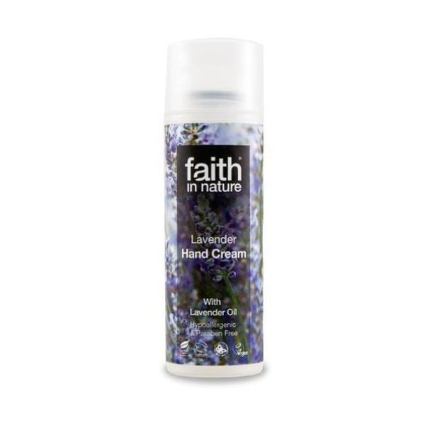 Faith In Nature Lavender Hand Cream 50ml
