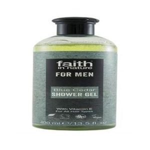 Faith In Nature Blue Cedar Shower Gel 400ml