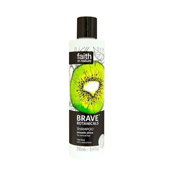 Faith In Nature Smooth Shine Shampoo Kiwi And Lime 250ml