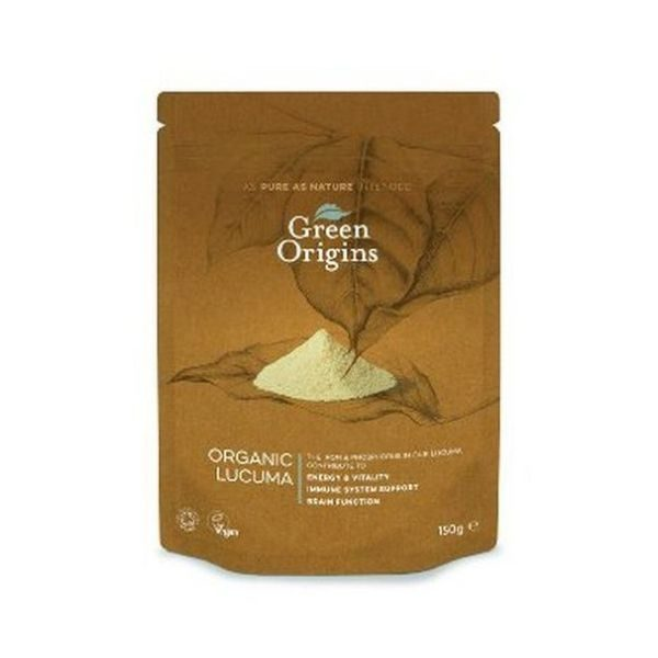 Green Origins Organic Lucuma Powder (Raw) 150g
