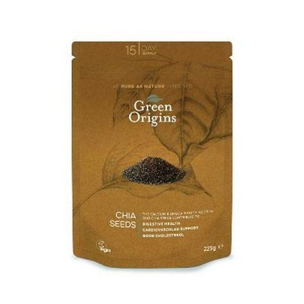 Green Origins Chia Seeds 225g