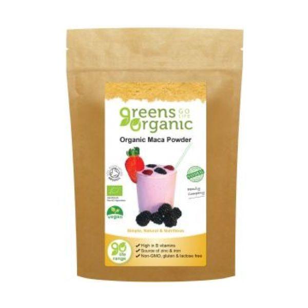 Greens Organic Organic Maca Powder 200g
