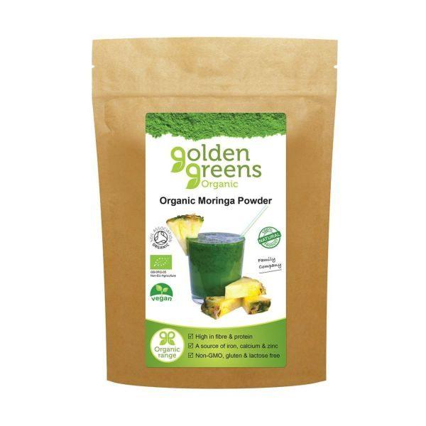 Greens Organic Organic Moringa Powder 200g