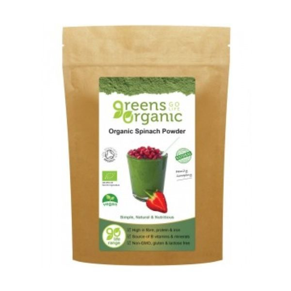 Greens Organic Organic Spinach Powder 200g