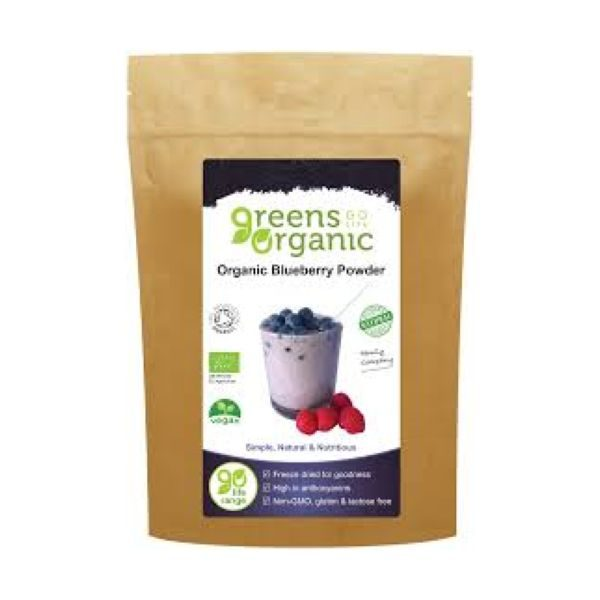Greens Organic Organic Blueberry Powder 100g