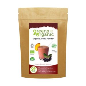 Greens Organic Organic Aronia Powder 100g