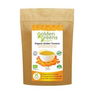 Greens Organic Organic Golden Tumeric 100g