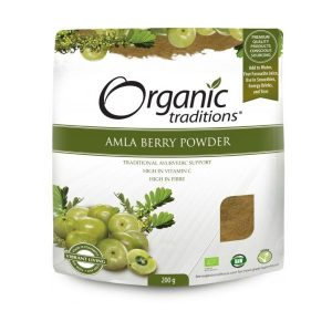 Greens Organic Organic Amla Fruit Powder 200g