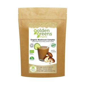 Greens Organic Organic Mushroom Powder 50g