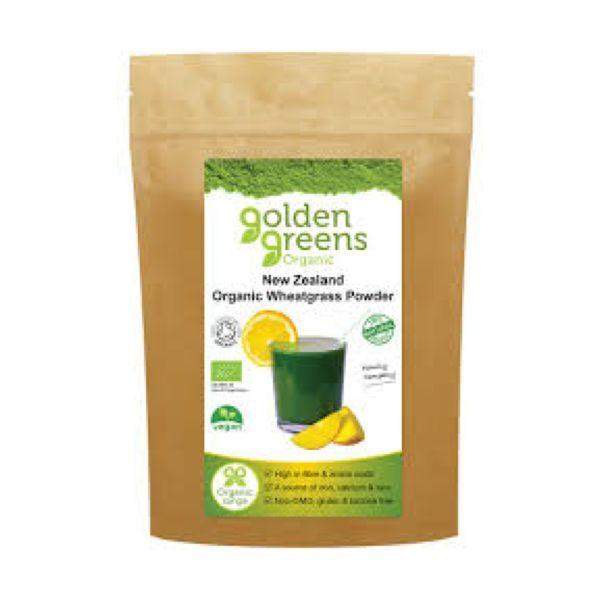 Greens Organic Organic New Zealand Wheatgrass Powder 200g