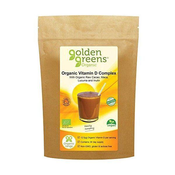 Greens Organic Organic Vitamin D Complex 150g