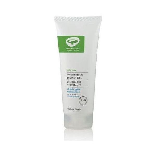 Green People Organic Moisturising Shower Gel 200ml