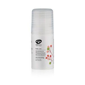 Green People Organic Quinoa & Prebiotic Deodorant 75ml