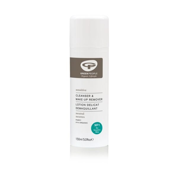 Green People Organic Neutral/Scent Free Cleanser 150ml