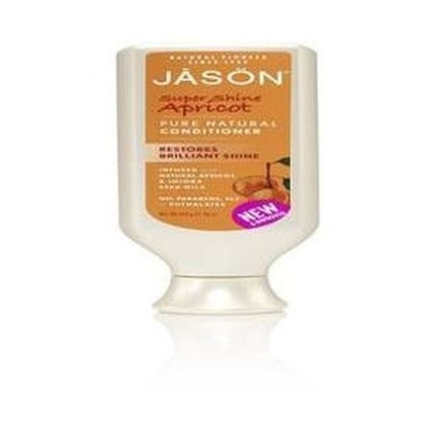 Jason Organic Apricot/Keratin Conditioner 480ml