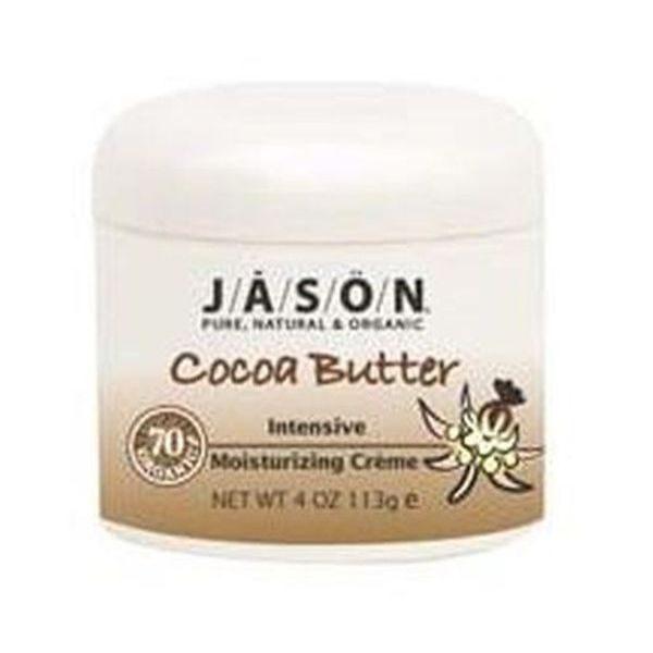 Jason Organic Cocoa Butter + Vitamin E Face Cream 120g