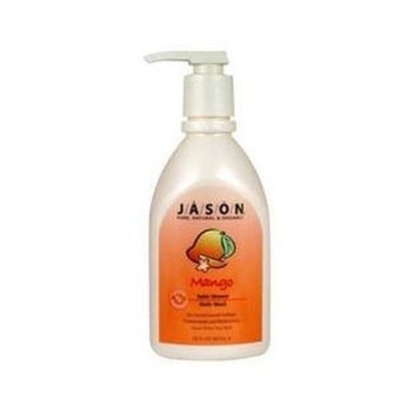 Jason Mango & Papaya Satin Body Wash With Pump 900ml