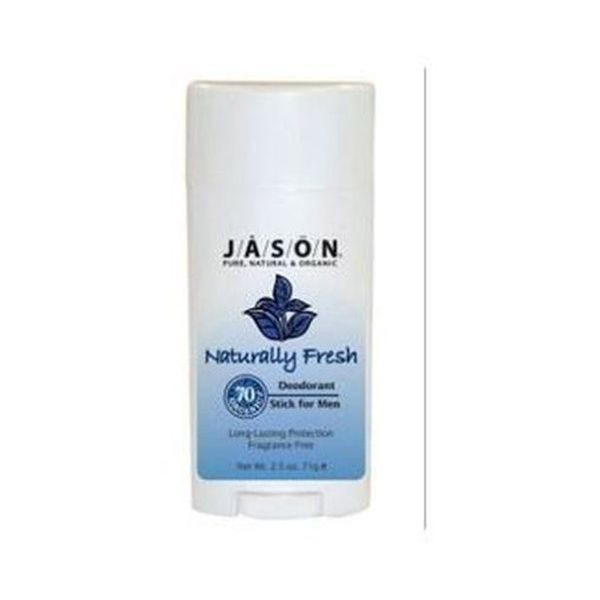 Jason Naturally Fresh Deodorant Stick for Men 75g