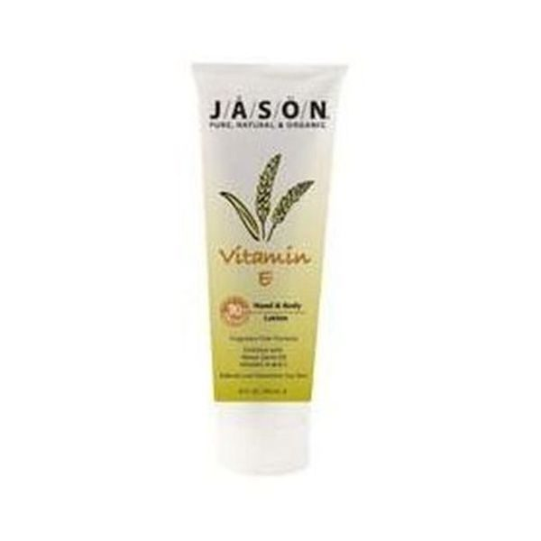 Jason Organic Vitamin E Hand & Body Lotion 250g