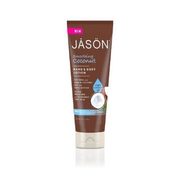 Jason Coconut Hand & Body Lotion 227g