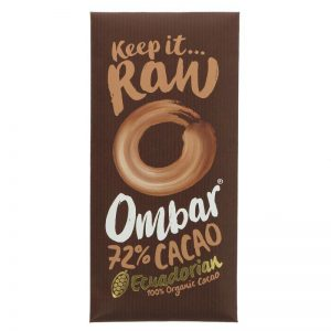Ombar Organic Dark 70% 70g