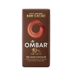 Ombar Organic Pure 90% 35g