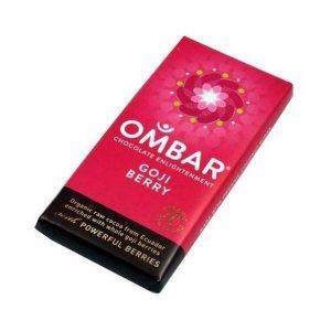 Ombar Organic Goji Berry 35g
