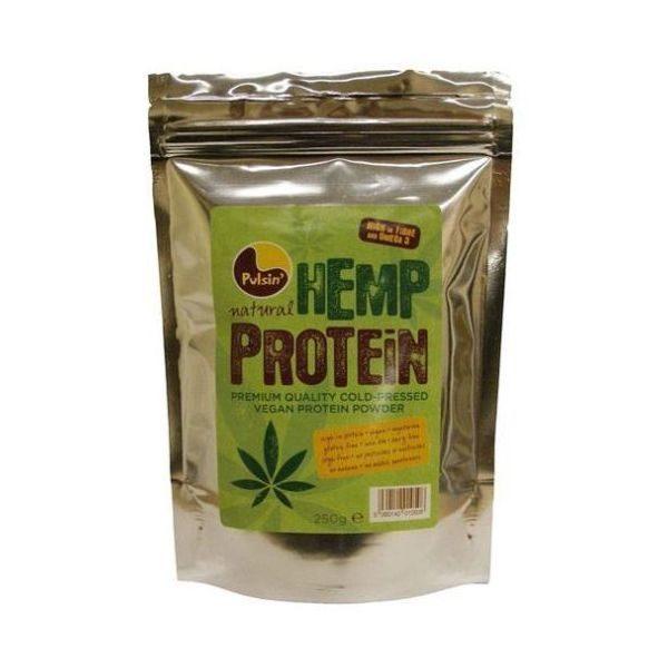 Pulsin Hemp Protein Isolate 250g