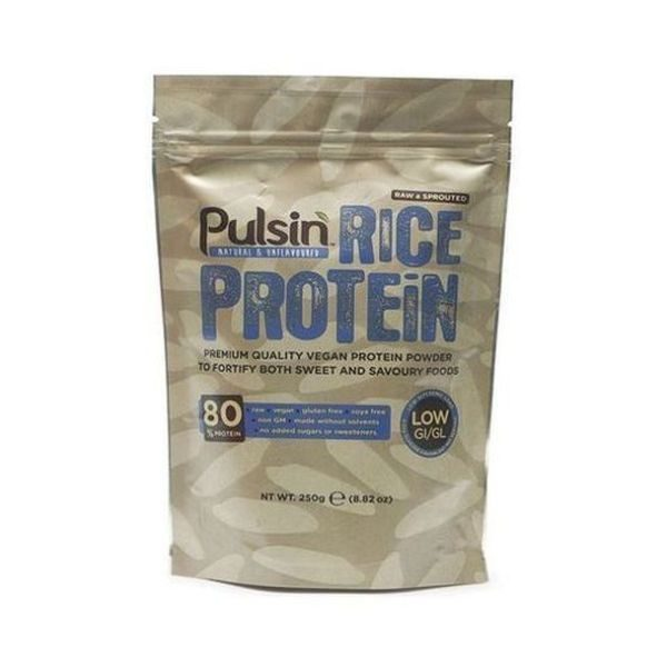 Pulsin Rice Protein Powder 250g