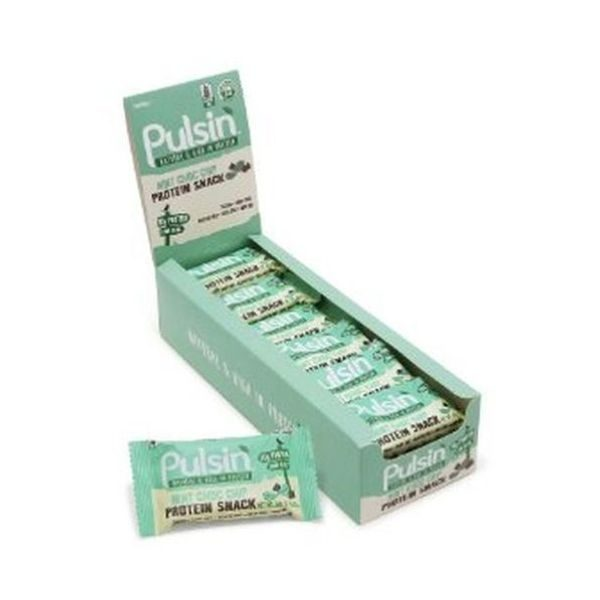 Pulsin Mint Choc Chip Protein Snack 50g