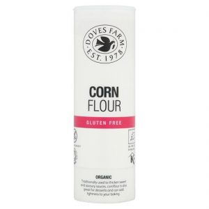Doves Farm Organic Corn Flour 110g x 5