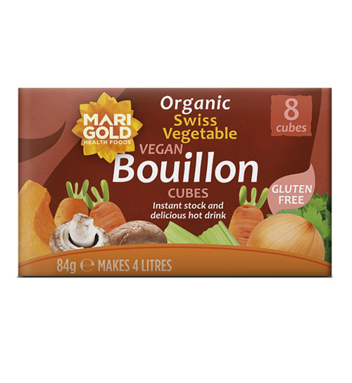 Marigold Organic Bouillon Original Cube