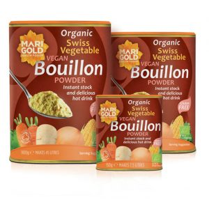 Marigold Organic Swiss Vegetable Bouillon Powder