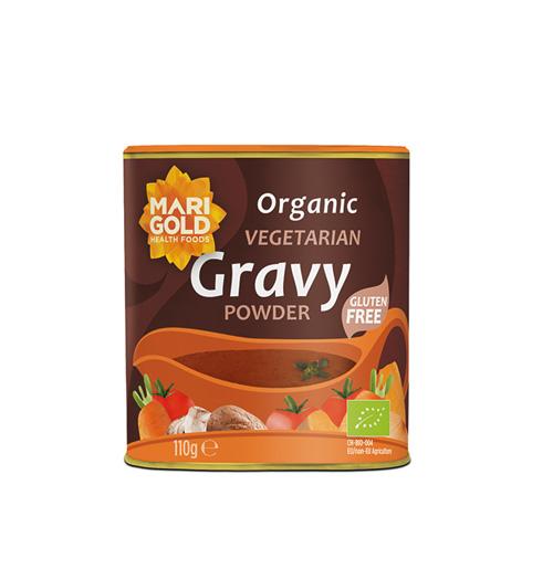 Marigold Organic Gravy Powder