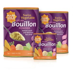Marigold Vegan Bouillon (Reduced Salt)