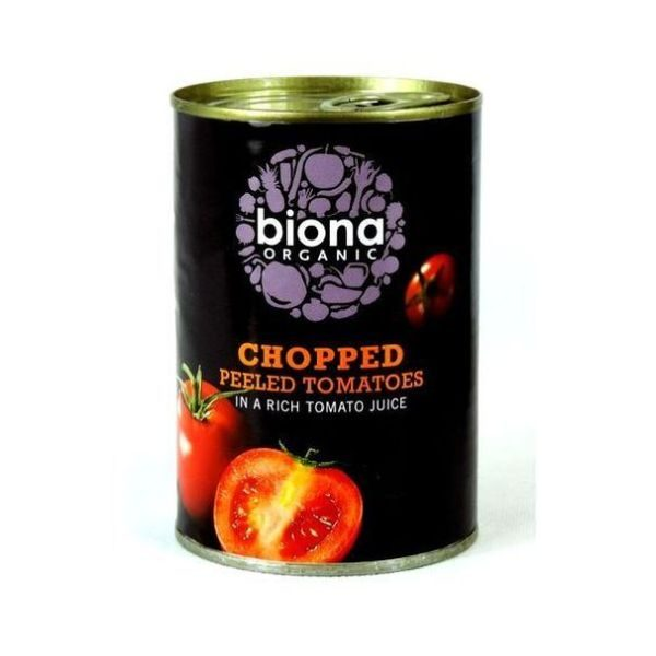 Biona Organic Chopped Tomatoes