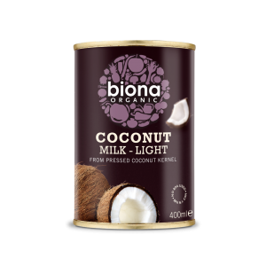 Biona Organic Coconut Milk Light