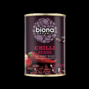 Biona Organic Chilli Beans